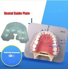 1pcs Dental Lab Dental Guide Plate Teeth Arrangement On Denture Work