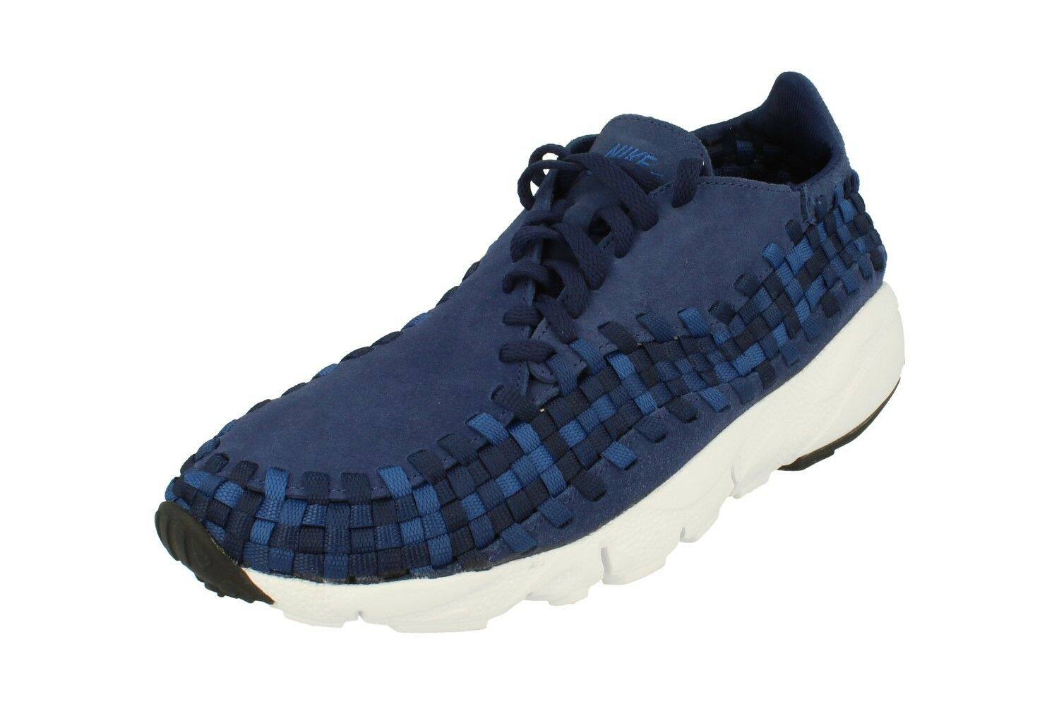 Nike Air Footscape Woven NM Mens Running Trainers 875797 Sneaker Shoe 400