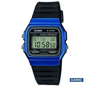 Reloj-Digital-CASIO-F-91WM-2AEF-NEW-SPORT-Cronometro-Modulo-593