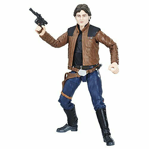 Star Wars The Black Series Han Solo 6-inch Action Figure