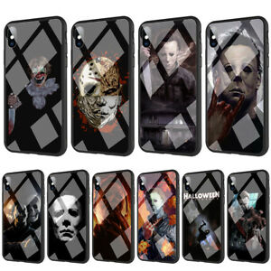 Hipster-Michael-Myers-Glass-TPU-Case-for-iPhone-11-Pro-XS-Max-X-8-7-6-6S-Plus