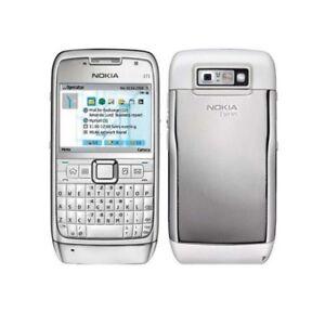 White-Original-Nokia-E71-Unlocked-Wifi-3G-3-15MP-Mobile-Cell-Phone-QWERTY-Keypad