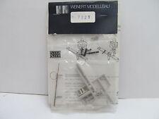 MES-48647Weinert 7221 H0 Weichenlaternen Bausatz,mit Original Verpackung,