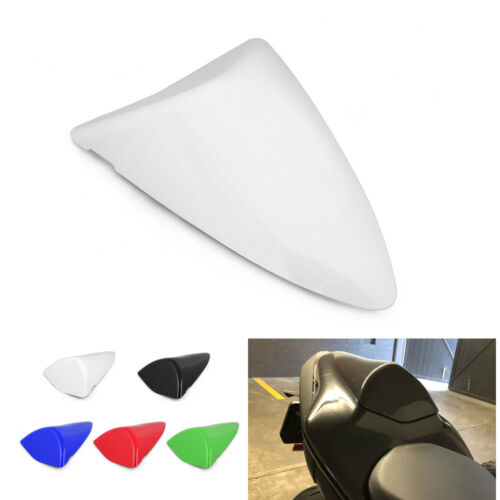 ABS Plastic Motorcycle Rear Seat Cover Cowl For Kawasaki ZX6R 2007 2008 New