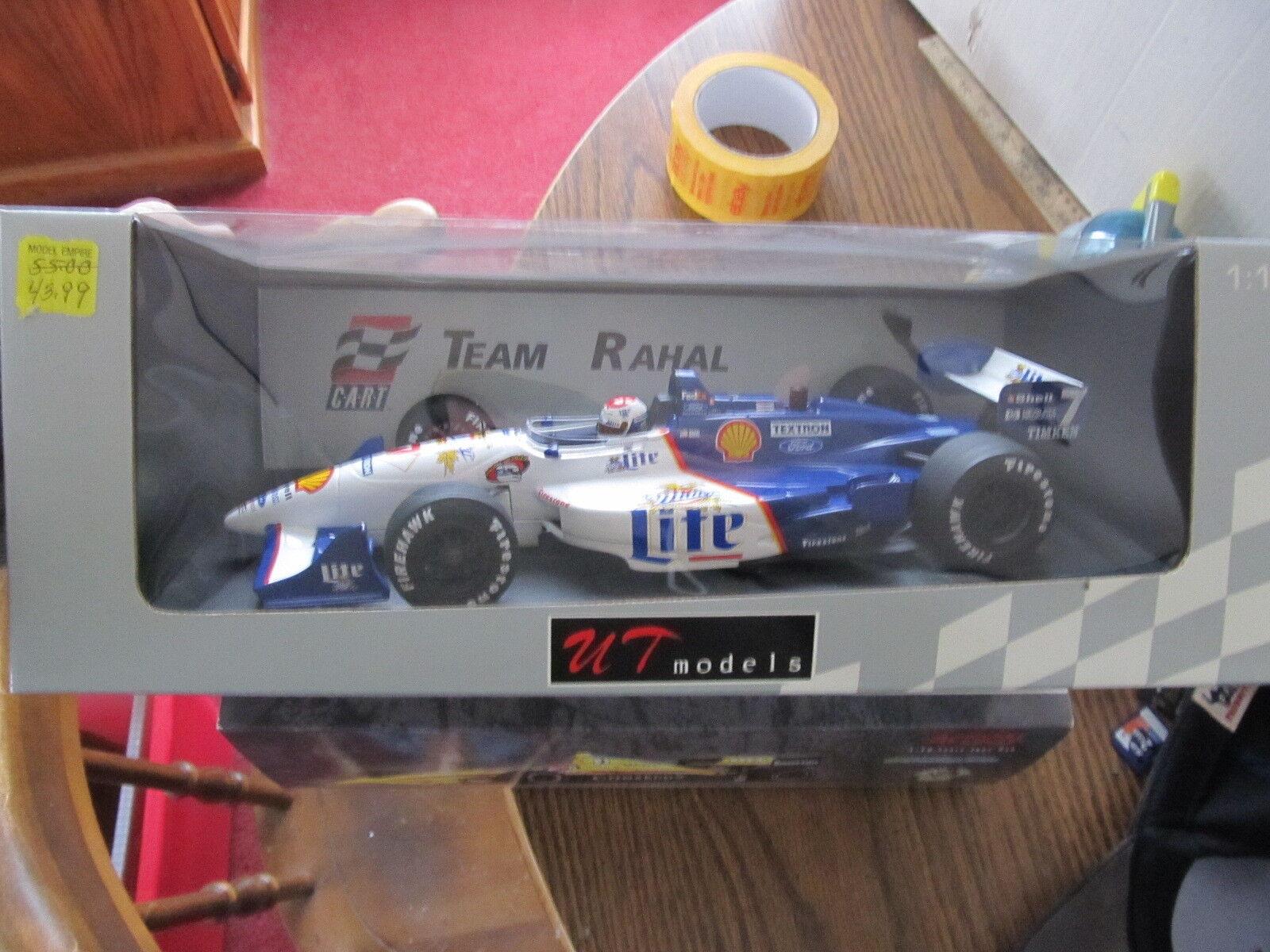 Ut modelle team rahal auto new in box 1,18