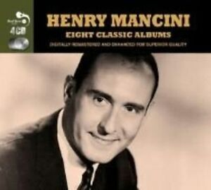 8-Classic-Albums-by-Henry-Mancini-CD-Feb-2014-Mischief-Music