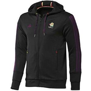 Hoody Oe Sportjas Zwart Heren Adidas m S Nieuw M Maat PH1vnxUn