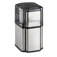 Cuisinart DCG-12BC Coffee Grinder - Stainless Steel