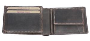Geldboerse-Naturleder-Miniboerse-Trifold-Karten-Geldbeutel-Ausleseschutz-RFID-NFC
