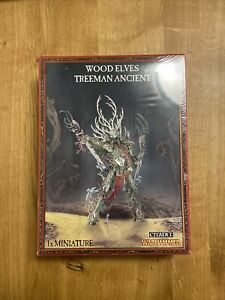 Warhammer-Fantasy-Waldelfen-Wood-Elves-TREEMAN-ANCIENT-Durthu-OOP-NEU