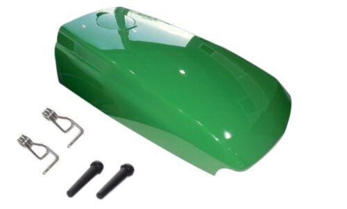Upper Hood with Fuel Door LVU12063 Fits John Deere 4500 4510 4600 4610 4700 4710