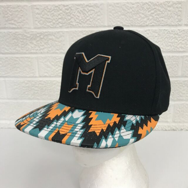 Kansas City Missouri Mavericks Hockey Hat Baseball Cap Snapback Adult Size