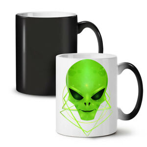 Being Head Mystic NEW Colour Changing Tea Coffee Mug 11 oz   Wellcoda