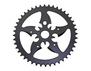 bike Sprocket Fire 44t 1//2 X 1//8 Chrome.