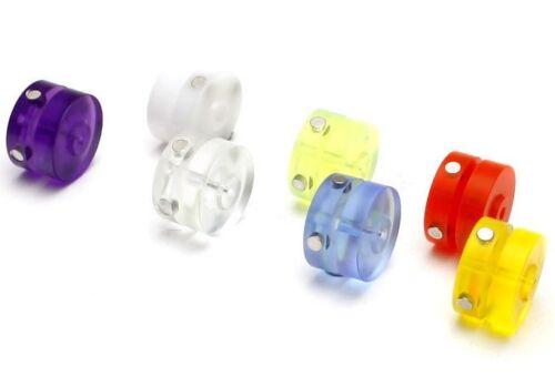 2 x Steve Neville Matrix innovations BLUE 4 mag roller wheel