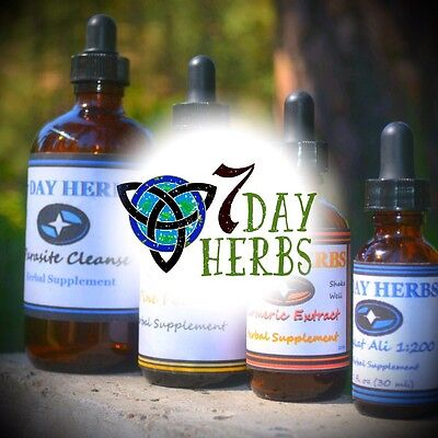 Wild Lettuce Organic ( Lactusa)  Wildcrafted Tincture Extract BUY 3 GET 1 FREE!