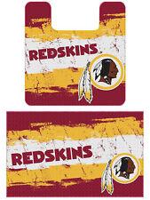 NFL Washington Redskins, 2pc Bathroom Rug Set, NEW