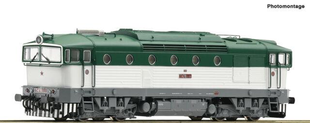 Roco CSD T478.3 Diesel Locomotive IV HO Gauge 72050
