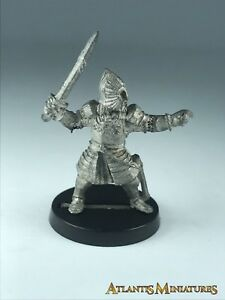 Metal-Minas-Tirith-Captain-OOP-LOTR-Warhammer-Lord-of-the-Rings-X430