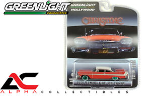 CHASE-GREENLIGHT-44840-B-1-64-1958-PLYMOUTH-FURY-RED-EVIL-VERSION-034-CHRISTINE-034
