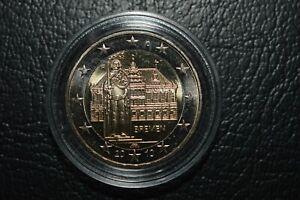 2 euro € 2010 commemorative Allemagne F