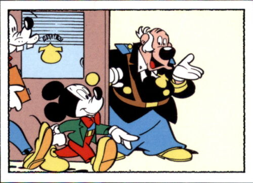 Panini Autocollant 172-Disney 90 ans Mickey