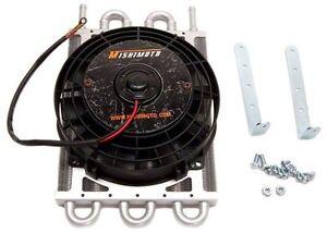 Mishimoto Universal Heavy Duty Transmission Cooler W