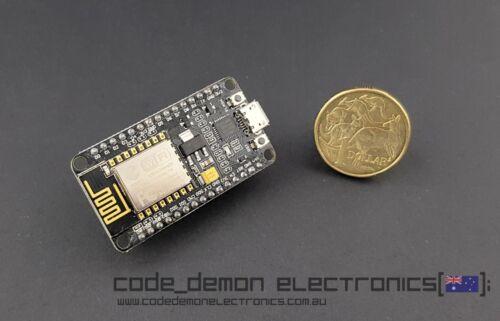 IoT Wifi board ESP12E NodeMCU with ESP8266 wireless microcontroller CP-2102