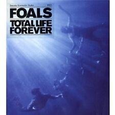 """FOALS """"TOTAL LIFE FOREVER"""" 2 CD ROCK NEU"""