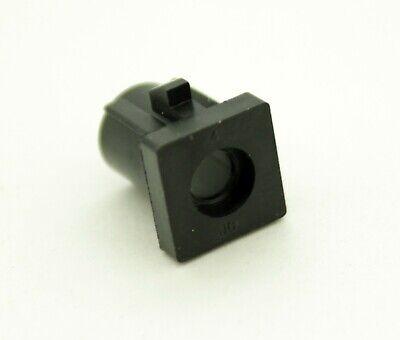 50 Stück Fakra Ersatzteile Kunststoffschale Schwarz Fakra Connector Anschluss Einfach Zu Reparieren