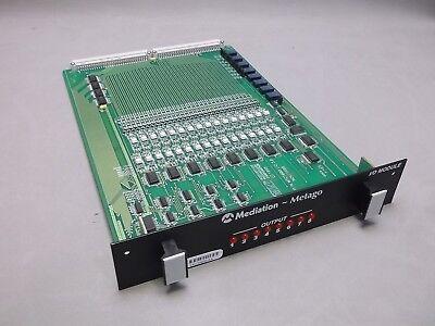 Dedicated Mediation Technology Metago Mtc-1000 I/o Input Output Module 30 Day Warranty Enterprise Networking, Servers