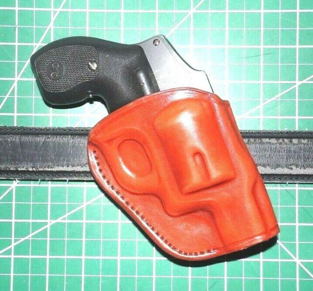 Tagua Cdh3-712 RH Leather Crossdraw Holster S&w 2