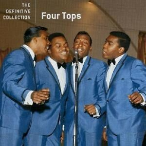 Four-tops-034-the-definitive-collection-Best-of-034-CD-NEUF