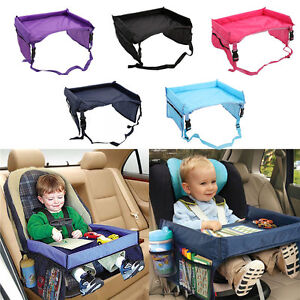 Image Is Loading Baby Safety Waterproof Snack Car Seat Table Kids