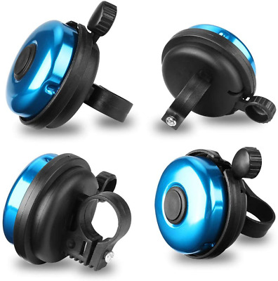 Accmor Bike Bell Loud Bicycle Bell Aluminum Alloy Bike Bell Bike Ring Horn Accessories