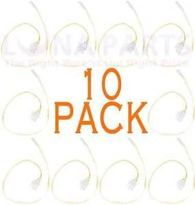 (10 Pack)da32-00006s Samsung Refrigerator Temperature Sensor Ap4308802 Ps4138590