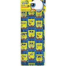 SpongeBob 16 Cello Favor Goody Bags Treat sacks Birthday party Supplies