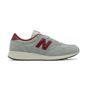 new balance 420 red white grey