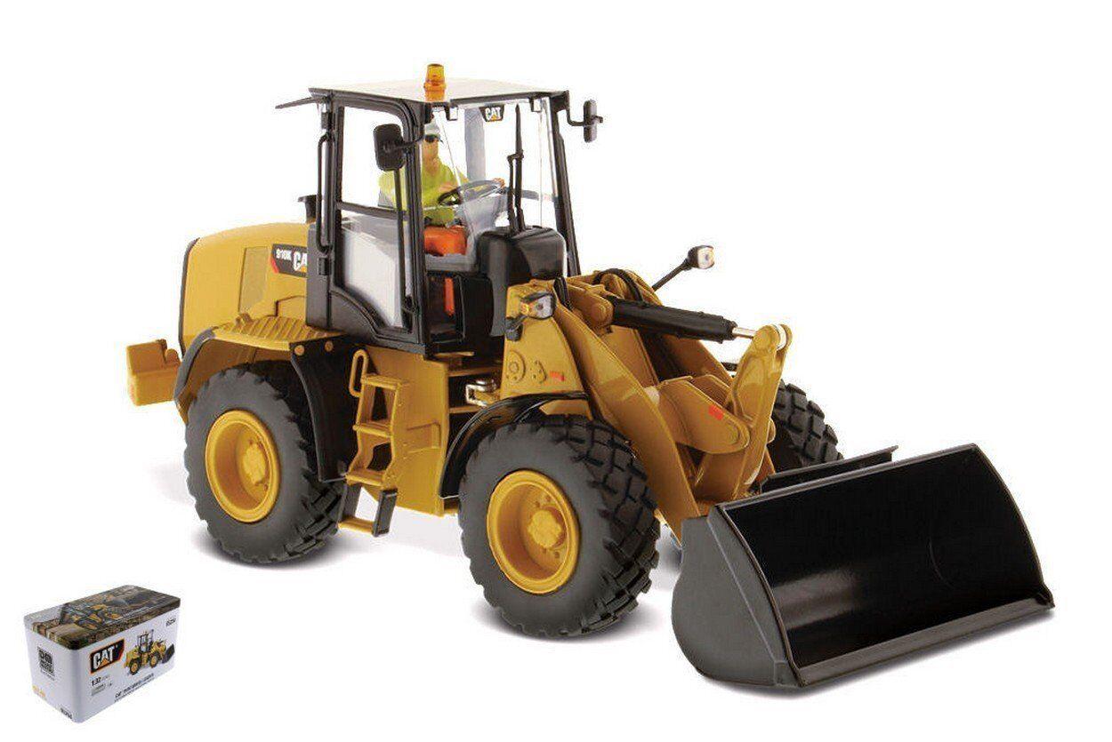 85294 Cat 910K Wheel Cochegador, 1 50 Cat Norscot