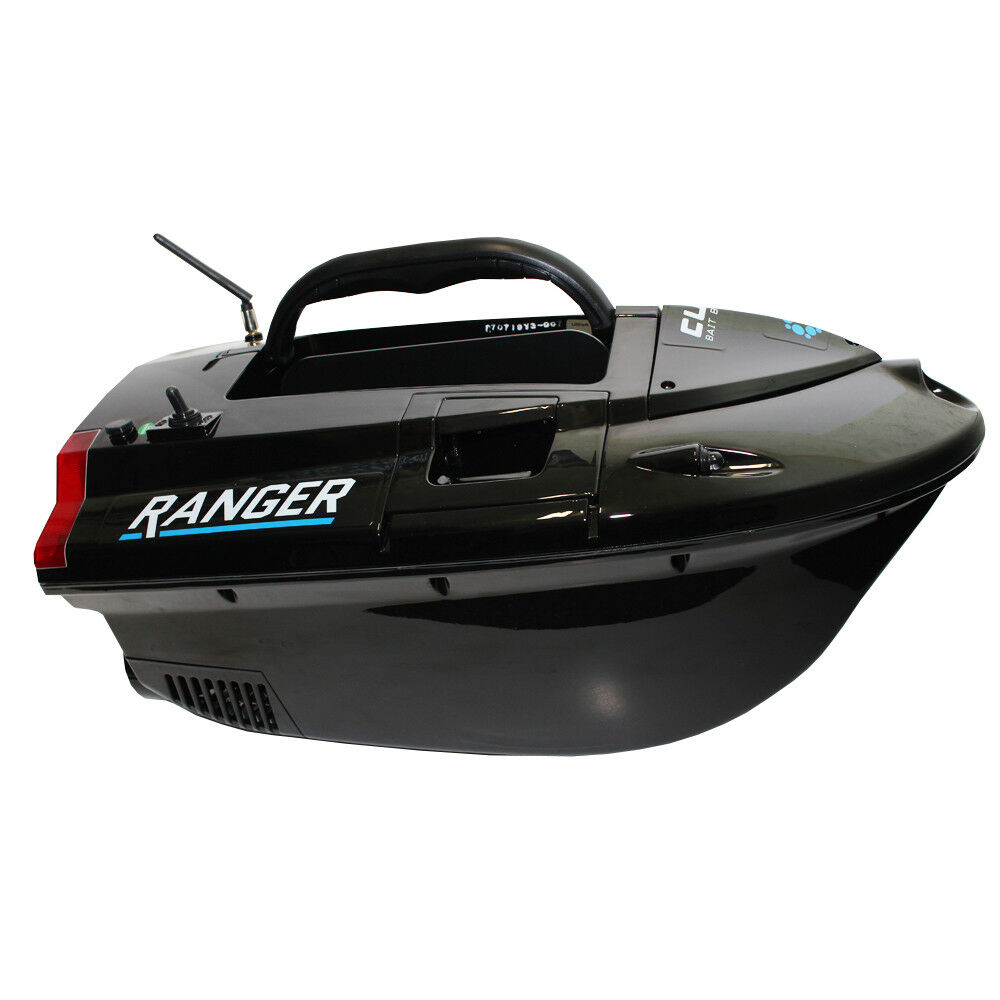 Cult Ranger Bait Boat With Lithium Batteries Batteries Batteries And Colour Fish Finder c49133