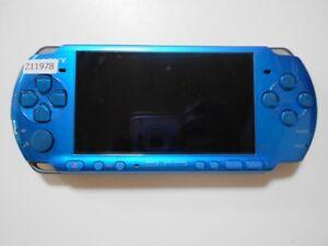 Z11978-Sony-PSP-3000-console-Vibrant-Blue-Handheld-system-Japan-x-Express
