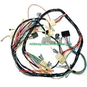 Wiring Harness For 57 Chevy | Wiring Schematic Diagram ... on