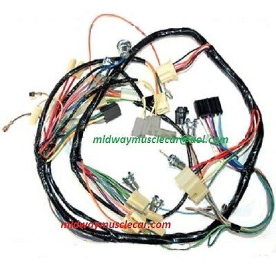 clock wiring harness 57 Chevy  bel air nomad 150 210