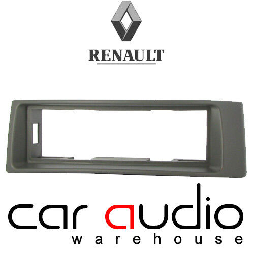Connects2 CT24RT02 Renault Megane 1996-2000 Car Stereo Single Din Fascia Panel