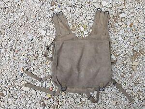 Tool Bag Canvas Hard Wearing Holdall Army Military DIY Gear Equipment Storage