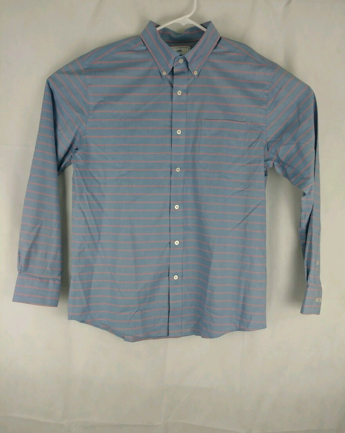 Southern Tide NWT Men's Trim Fit  Performance Button Front Shirt Size Large