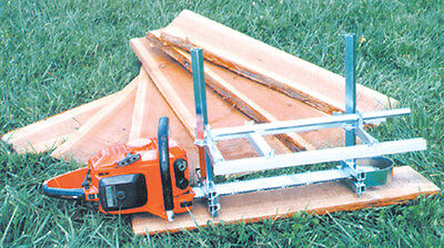 """Granberg Alaskan Chainsaw Mill G776Mark IV G781-24/""""  Portable 24/"""" Made in USA"""