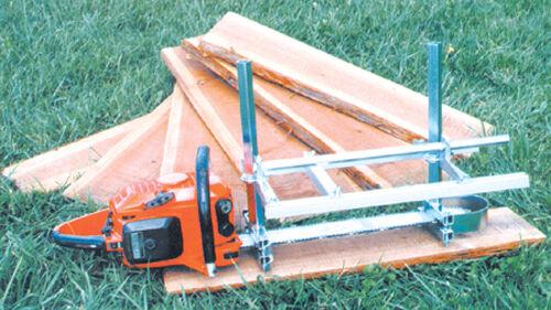 Alaskan Mk Iii Portable Lumber Mill Model G776 24