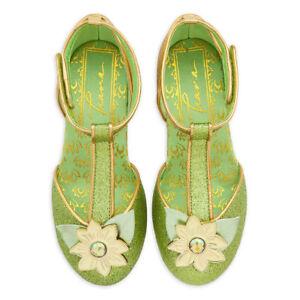 Disney Store New Princess Moana Costume Sandal Dress Up Shoes Kids Size 9//10