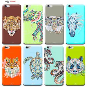 Custodia Cover Design Animali Per Apple iPhone 4 4s 5 5s 5c 6 6s 7 ...